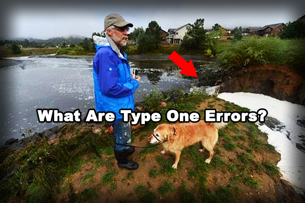 what are type one errors1