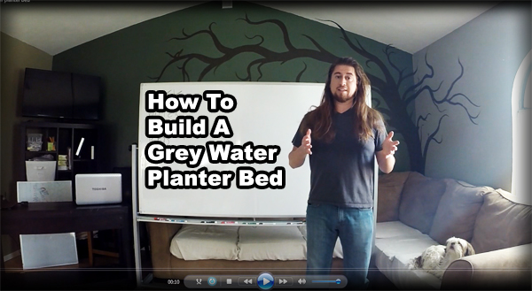 how to build a grey water bed copy