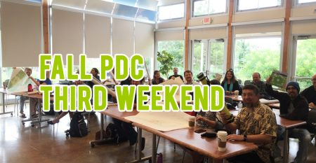 fall pdc weekend 3