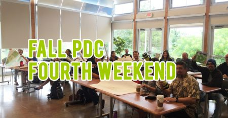 fall pdc weekend 4