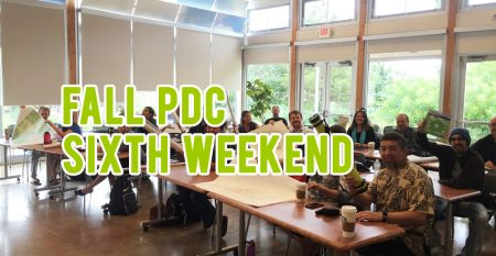 fall pdc weekend 6